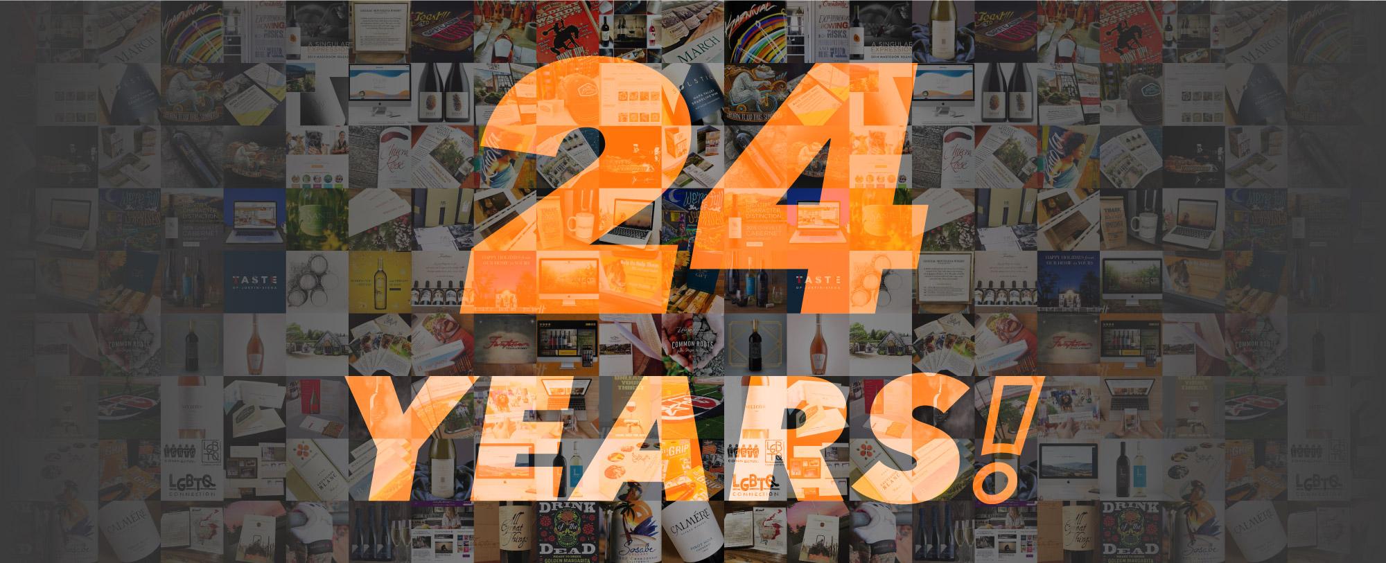 24 Years!